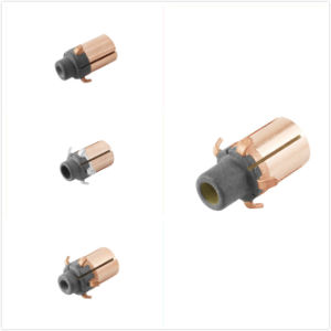 Manufacturers Selling High Quality Micro Motor Parts Hook Commutator pictures & photos