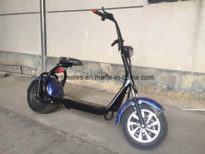 2016 Hottest SGS Verfied of City Coco Scooter with 60V 20ah Lithium Battery pictures & photos