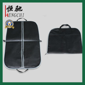 Non-Woven Foldable Suit Cover Garment Bag for Protection pictures & photos