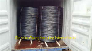 SAE1006/1006b, 1008/1008b, Q235 Hot Rolled Carbon Steel Wire Rod