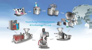 Meat Machine Factory-Sausage Making Machine-Meat Machine Factory pictures & photos