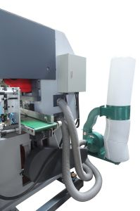 Automatic Slitting Machine for Jumbo Roll Use pictures & photos