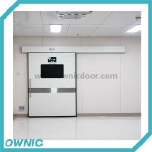Qtdm-9 Automatic Air Tight Sliding Door pictures & photos