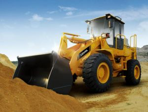 Ce Approved 3.5t Mini Wheel Loader pictures & photos