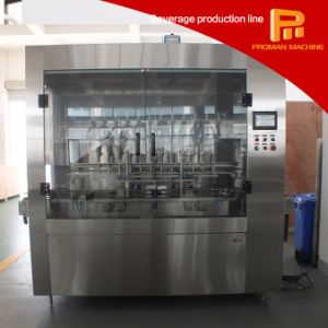 Linear Type Servo Liquid Filling Machine pictures & photos