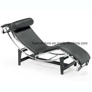 Living Room Le Corbusier Chaise High End Lounge Chair (H12) pictures & photos