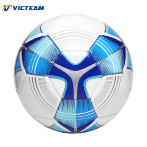 Cost-Effective Promotion PVC Sponge En71 Football pictures & photos