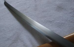 Hand Forged Hira Zukuri Shirasaya Katana Sword/Real Sword pictures & photos
