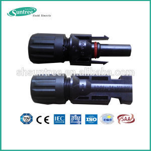 Solar PV Mc4 Connector and Mc4y Connector IP66 with TUV Ce pictures & photos
