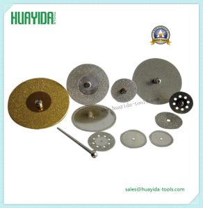 Mini Diamond Cutting Wheel for Glass and Metal pictures & photos