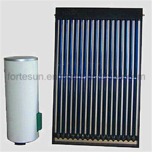 Heatpipe Vacuum Tube Heatpipe Solar Water Heating System pictures & photos