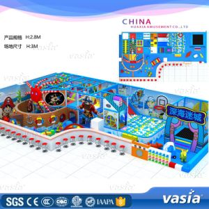 New Kidzone Indoor Playground Equipment (VS1-2136D) pictures & photos