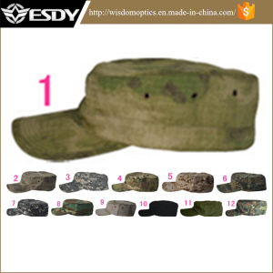 12 Colors Army Summer Tactical Training Combat Camouflage Hat pictures & photos