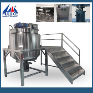 Guangzhou Fuluke Blender Homogenizer Price Liquid Hand Wash Making Machine pictures & photos
