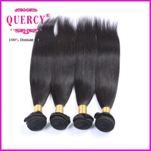Quercy Hugh Quality New Products Peruvian Hair Natural Straight Virgin Straight Hair pictures & photos