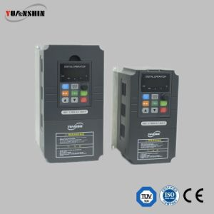 Yuanshin Single Phase 220V Frequency Inverter/ AC Motor Drive 0.4kw to 2.2kw pictures & photos