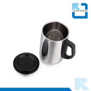 500ml Popular Stainless Steel Mug & Travel Cup with Double Wall Design pictures & photos