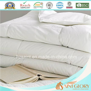 Luxury Warm Goose Down Duvet White Duck Feather and Down Comforter pictures & photos