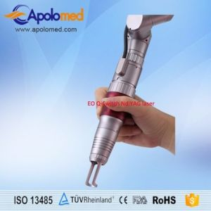 1064 & 532nm Active Eo Q Switch ND YAG Laser for Tattoo Removal pictures & photos