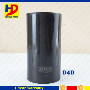 D4d Cylinder Liner for Volvo Excavator Spare Parts pictures & photos