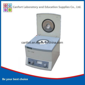 Lab Instrument Auto Balance Low Speed Centrifuge with 15mlx8 4000rpm pictures & photos
