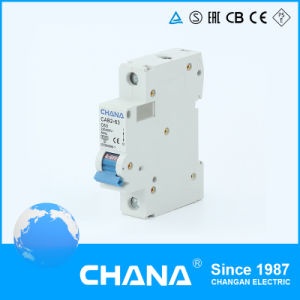 IEC60898-1 and RoHS Approved Mini Circuit Breaker pictures & photos