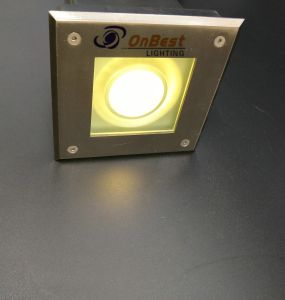 Square Shape IP67 3W LED Light for Outdoor LED Underground Light pictures & photos