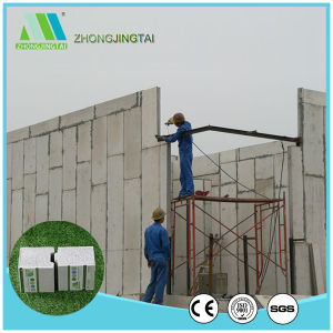 EPS Sandwich Panel Construction Material for Wall pictures & photos