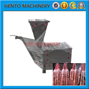 Electric Vacuum Stainless Steel Meat Sausage Making Machine pictures & photos