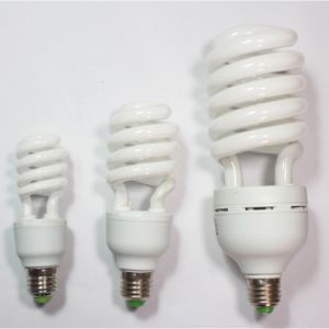 Half Small Spiral Energy Saving Light Halogen 9W pictures & photos