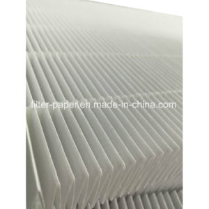 Micro Fiberglass Air Filter Paper H12 for Air Filtration pictures & photos