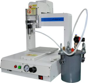 Low Price The Full Automatic Dispensing Machine Jt-D3610 Glue Dispensing Machine/ Robot pictures & photos