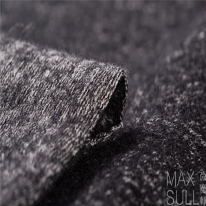 Wool and Cotton Fabrics for Autumn in Black pictures & photos