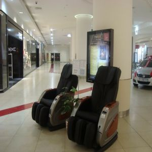 Argentina Best-Selling Vending Bill Operated Massage Armchair pictures & photos