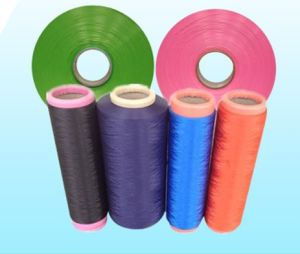 High Quality 100% Nylon Silk Yarn Crochet Textile Yarn