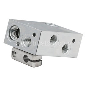 Aluminum Precision Machining CNC Parts, Lathe Process Service pictures & photos