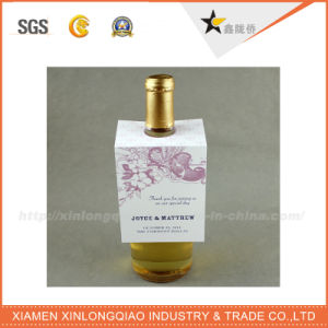 Customized Label Printing Wine Bottle Adhesive Label Stickers for Wedding pictures & photos