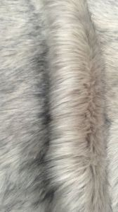 New High Pile Fur Fabric for Garment/POM/Shoe/Hat pictures & photos