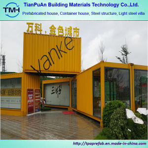 Modern Prefabricated Modular Low Cost Container Houses pictures & photos
