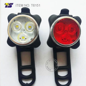 USB LED Bike Light (T6151) pictures & photos