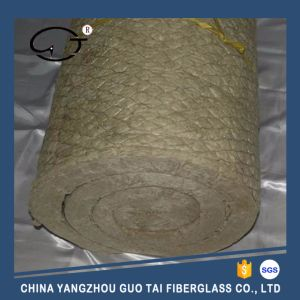 Heat Insulation Rock Wool Blanket with Wire Mesh pictures & photos