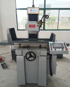 Auto 2 Axis PLC Control Surface Grinding Machine with Table Size 500X250mm pictures & photos