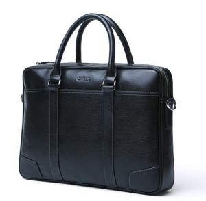 Leather Business Fashion Briefcase Laptop Bags