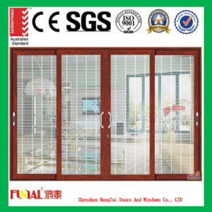 Luxury Aluminum Glass Door Used for Balcony