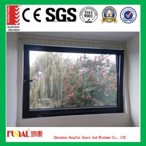 Western Style Wood Aluminium Window pictures & photos