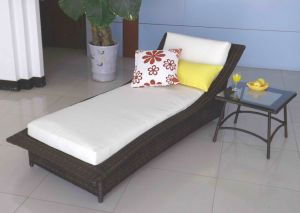 Leisure Daybed Rattan Outdoor Furniture-13 pictures & photos