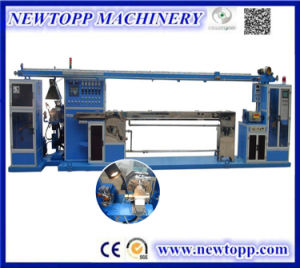 Teflon High Temperature Wire Cable Extruder Machine pictures & photos