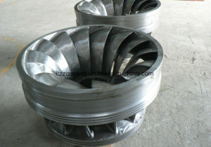 Guide Vane Casting Sand Casting Stainless Steel Casting pictures & photos