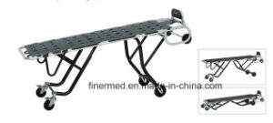Foldable Mortuary Cot pictures & photos