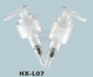 Screw Pump Lock Plastic Lotion Pump pictures & photos